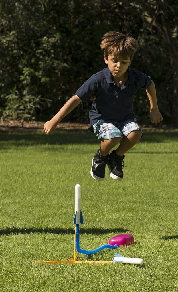 stomp rockets great for playground