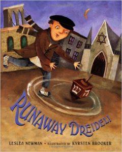 Runaway Dreidel Holiday Books