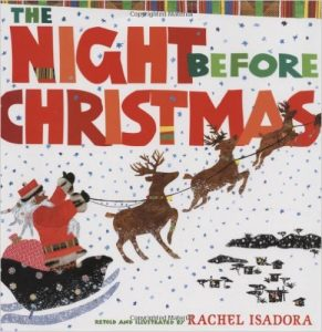 Holiday Books The Night Before Christmas
