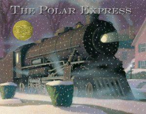 Holiday Books polar express